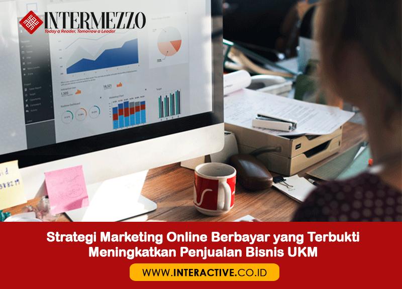 Strategi Promosi Online Berbayar Untuk Meningkatkan Penjualan Bisnis Ukm Interactive Blog